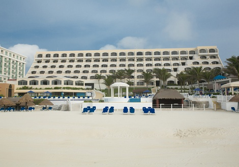 Golden Parnassus All Inclusive Resort & Spa - Beach Golden Parnassus All Inclusive Resort & Spa Hotel Cancún