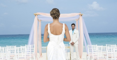 Wonderful weddings Golden Parnassus All Inclusive Resort & Spa Hotel - Cancún