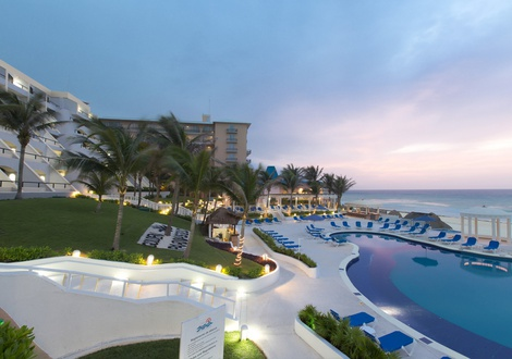 Golden Parnassus All Inclusive Resort & Spa - Garden Golden Parnassus All Inclusive Resort & Spa Hotel Cancún