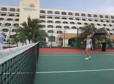 Sports and activities Golden Parnassus All Inclusive Resort & Spa Hotel