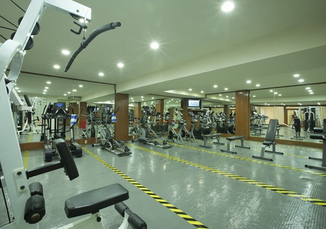 Golden Parnassus All Inclusive Resort & Spa - Fitness center Golden Parnassus All Inclusive Resort & Spa Hotel Cancún