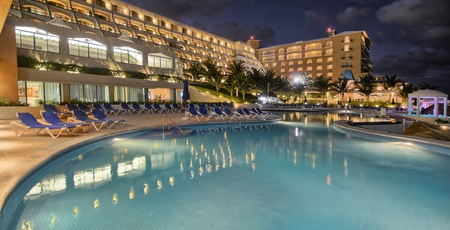 Golden Parnassus All Inclusive Resort Spa Hotel In Cancun