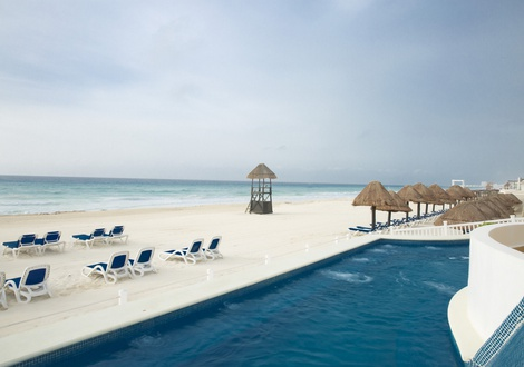Golden Parnassus All Inclusive Resort & Spa - Jacuzzi Golden Parnassus All Inclusive Resort & Spa Hotel Cancún