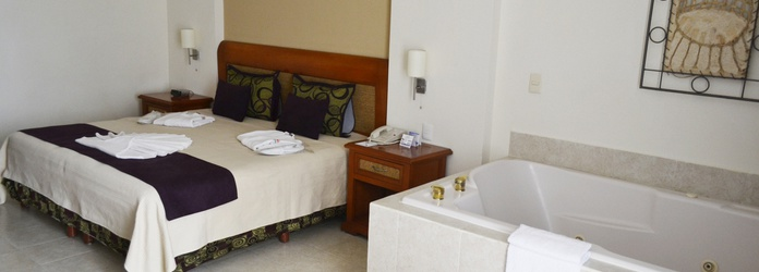 Club room with sea view Golden Parnassus All Inclusive Resort & Spa Hotel - Cancún